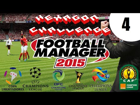 Pentagon/Hexagon Challenge - Ep. 4: Gaining Some Momentum | Football Manager 2015