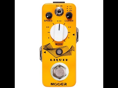 Mooer Audio Liquid Phaser Pedal