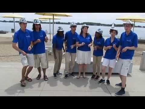 Waterfront Singing Ambassadors - I Get Around by the Beach Boys