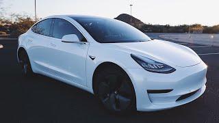 Tesla Model 3 Review!