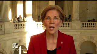 Sen. Elizabeth Warren: GOP tax plan is giveaway to giant corporations, not middle class