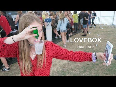 Bun the bar | Love Box Festival 2017 | Day 1 of 2