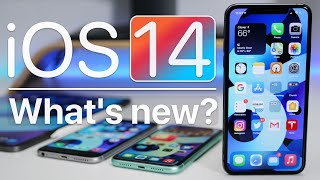iOS 14 is Out! - What's New? (Over 100 New Features)