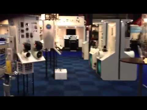 Stand Asa Boot Electro Boot Holland 2012