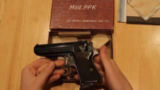 Umarex Walther PPK/S CO2 SLOW MOTION - Greataardvark