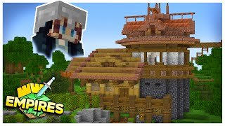 Empires SMP: An Uneasy Alliance | Minecraft 1.17 Let's Play: Episode 2