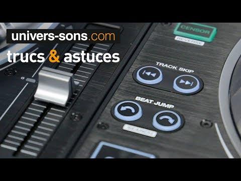 Vidéo Denon DJ Prime - Option beat jump - Univers Sons