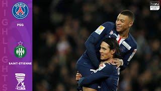 PSG 6-1 Saint-Étienne - HIGHLIGHTS & GOALS - 1/8/2020
