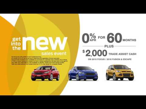 "Salinas Valley Ford - ""Get Into The New Sales Event"""