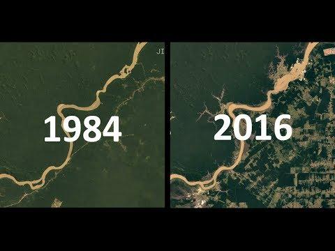 Vývoj miest za posledné desiatky rokov