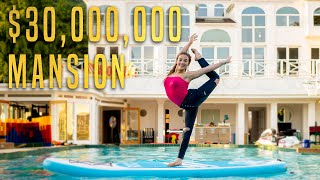 Beating My Photo Challenge Record to WIN a $30,000,000 Mansion w/ Jordan Matter