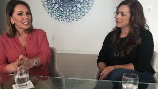 Maria Elena Salinas en entrevista EXCLUSIVA con Neida Sandoval Parte 1 #mexico #mujer #madre