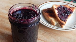 How to Make Blueberry Jam   Small Batch Recipe   The Sweetest Journey