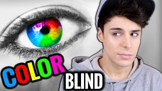 What Is It Like To Be Color Blind?