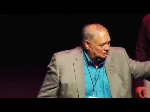 Running Engines Off Of Sun And Water: Science Or Science Fiction: Cliff Ricketts At TEDxNashville - Smashpipe Nonprofit