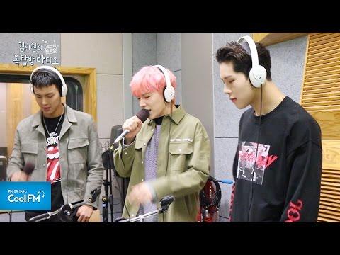 MONSTA X 몬스타엑스 'Be Quiet' 라이브 LIVE / 161021[김지원의 옥탑방 라디오]