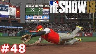 AMAZING GAME OF RANKED SEASONS | MLB The Show 18 | Diamond Dynasty # 48