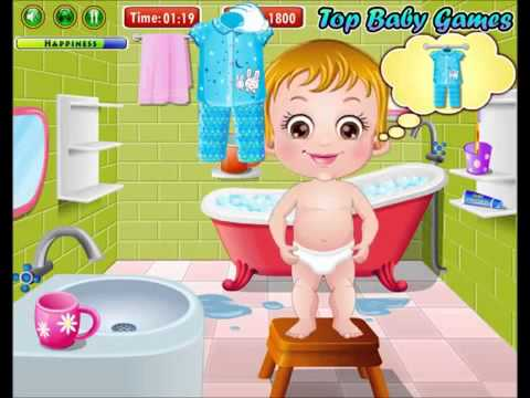 Baby Hazel - Bed Time New Baby Game - Games for Girls ...