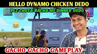 HELLO DYNAMO CHICKEN DEDO | PUBG MOBILE | RED ROCK