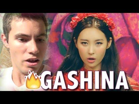 SUNMI (선미) GASHINA (가시나) MV Reaction (So Artsy!)