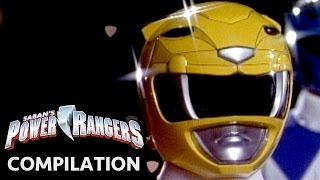 Power Rangers | Yellow Ranger Evolution