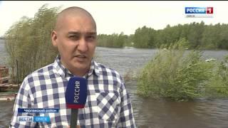 В поселке Затон подтоплен 21 жилой дом