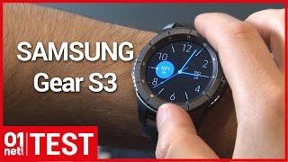 TEST : Samsung Gear S3, la meilleure montre connectée pour Android ?