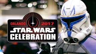 Cosplay Showcase | Star Wars Celebration Orlando 2017