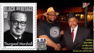 Judge Joe Brown On Thurgood Marshall