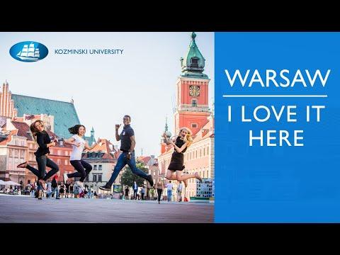 Baixar Warsaw, Poland - I love it here!