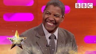 How do you pronounce 'Denzel'? - The Graham Norton Show - Series 12 Episode 12 Preview - BBC One