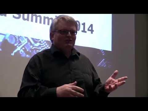 Eirik Newth SG Summit mars 2014