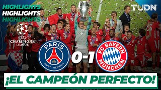 Highlights | PSG 0-1 Bayern Munich | Final - Champions League 2020 | TUDN