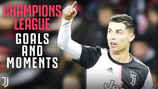 CHAMPIONS LEAGUE SO FAR 🏆? | Juventus Key Goals and Moments 2019/20 | #JUVEOL