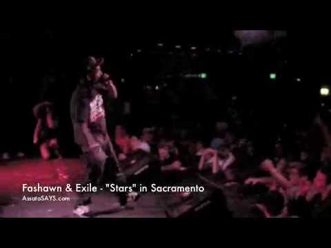 "Fashawn & Exile - ""Stars"" in Sacramento"