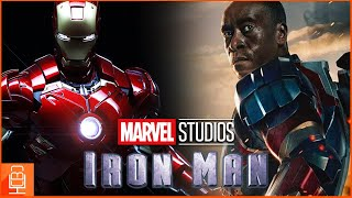 Marvel will Introduce the NEW Iron Man to the MCU Reportedly