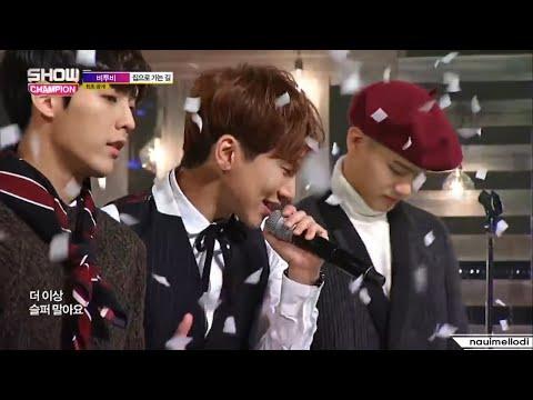 한 아이돌이 자기노래를어렵다고 말했지만 여전히잘부른다:비투비 (BTOB: idol who said their song is hard but still nailed it)