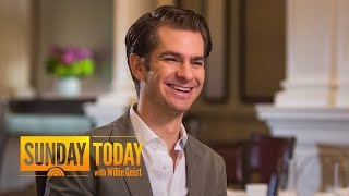 Andrew Garfield: 'Angels In America' Offers 'The Whole Human Experience' | Sunday TODAY