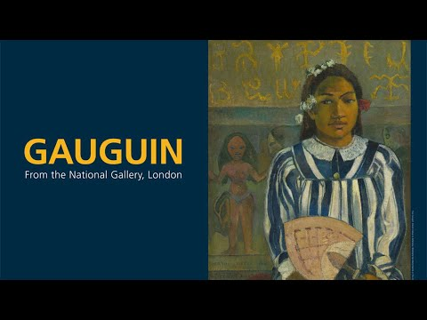 Gauguin: From The National Gallery London'