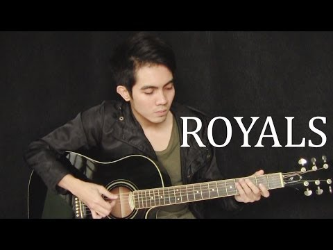 Baixar Royals - Lorde cover (fingerstyle guitar + free tabs)