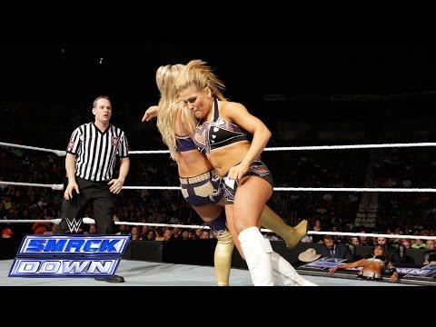 Natalya & Rosa Mendes vs. Summer Rae & Layla: SmackDown, Sept. 26, 2014