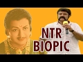 Balakrishna announces biopic on NTR -Updates