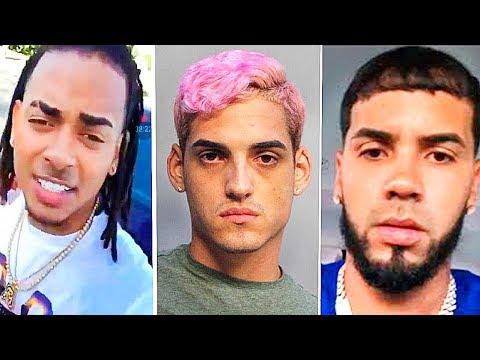 KEVIN FRET ''Investigan Reggaetoneros''-Anuel AA , Ozuna- Residente y Bad bunny Con el Gobernador