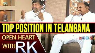 Open Heart With RK : L Ramana and Revuri Prakash Reddy abo..