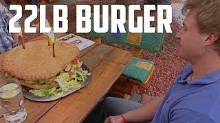 Furious World Tour | Germany - 22lb Burger, 6lb Schnitzels and More! (Full HD)