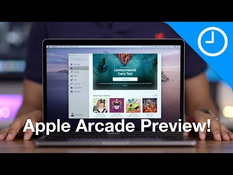 Apple Arcade Preview - hands-on with six games!
