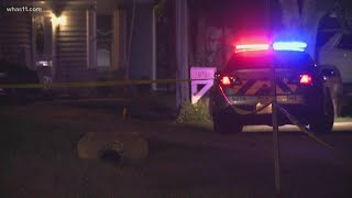 Louisville police investigate deadly shooting near Blue Lick Apartments