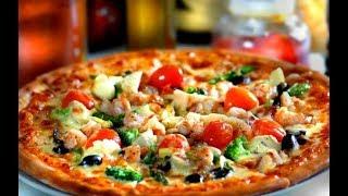 पिझ्झा बनाने कि आसान रेसिपी II Easy Pizza Recipe in HINDI