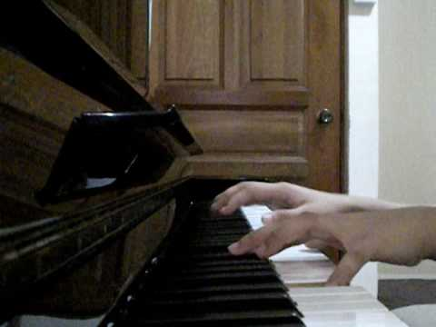 Ashley Tisdale- Me Without You (Piano Cover)