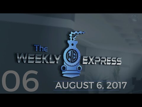 The Weekly Express - Episode 6 - Sundered, Dark and Light, Blue Exorcist Abridged Podcast